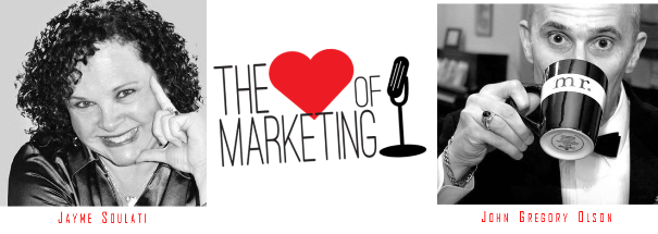 The Heart of Marketing podcast