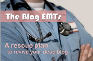 A rescue plan to revive your dead blog