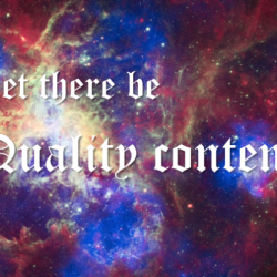 The evolution of quality content: From discovery to experience