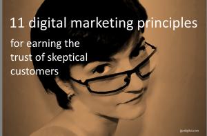 building customer relationships online