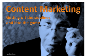 Straight talk about content marketing for the reluctant business leader [Infographic]