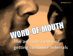 The science behind word-of-mouth that ignites customer referrals [Infographic]
