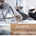 The Reader's Digest school of blogging: Hook readers fast