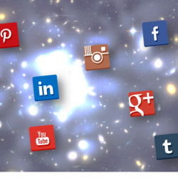 Make your story stand out in the expanding universe of social media [Infographic]