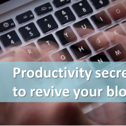 Business blogging: Get rid of 'dead blog syndrome' once and for all
