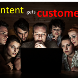 Why you need content marketing to get customers today