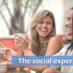 'Give me a social experience or I'll leave'