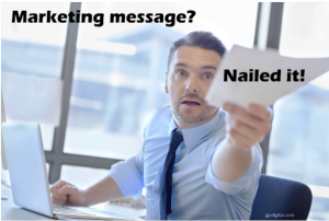 Nail your marketing message in 18 minutes